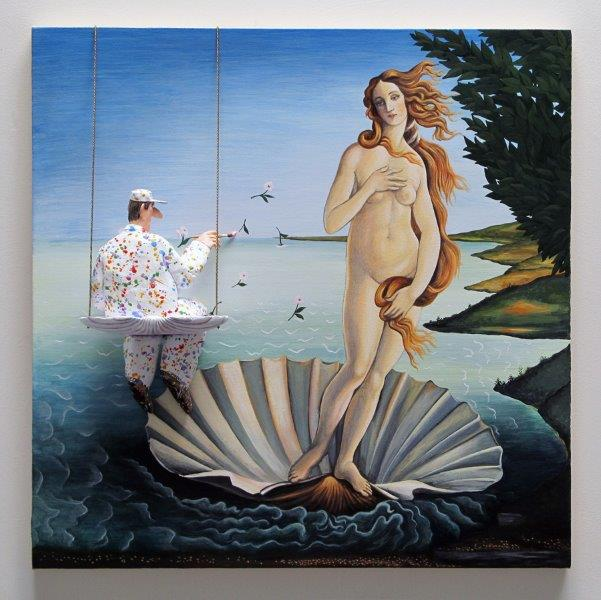 "Stephen Hansen ""Birth of Venus"""