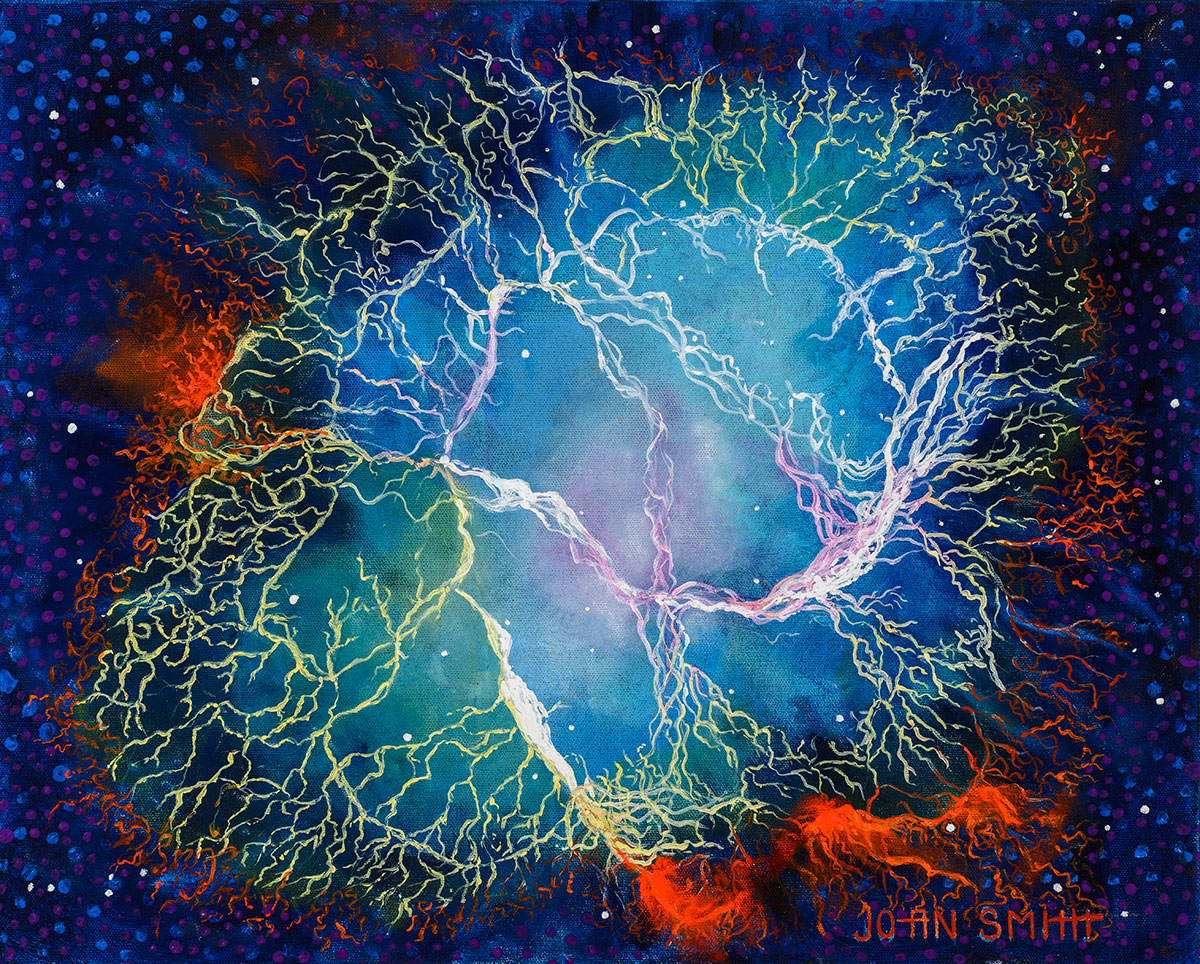 Crab Nebula -Jo-an Smith