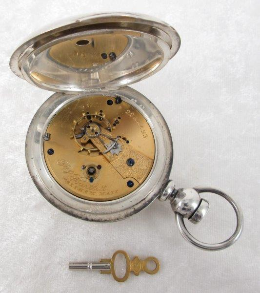 1883 Waltham Pocket Watch