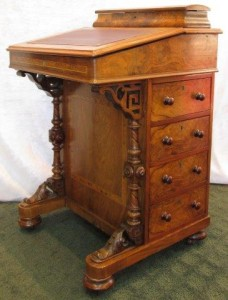 Davenport Writing Desk