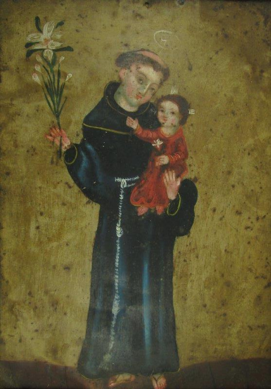 St. Anthony of Padua Retablo