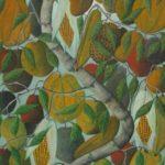 """Jasmin Joseph """"Tree of Life"""" Painting"""
