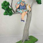 """Stephen Hansen Sculpture """"Nesting Instinct"""""""