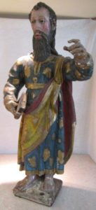 St. Andres Figurine