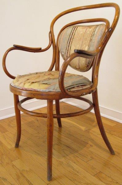 J&J Kohn Bentwood Chair