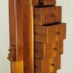 Pamela Weir Quiton Sculptural Doll Dresser / Chest