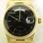 Geneve 18K Gold Watch