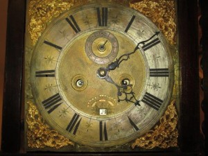 Longcase Clock c1700