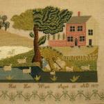 1817 Sampler
