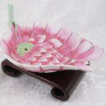 Chinese Porcelain Lotus Flower Water Dropper