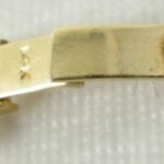 Ladies 14K Yellow Gold Rolex Watch