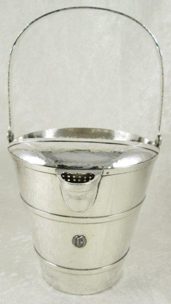 Shreve Sterling Silver Martini Pail