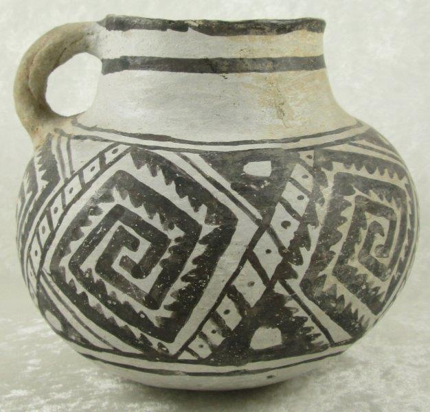 Cibola White ware Pitcher