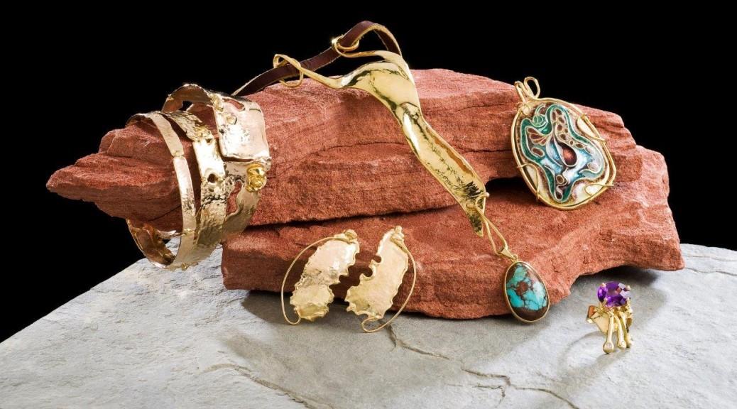 Jo-an Smith Gold Jewelery