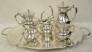 Mexican Sterling Tea / Coffee Service 6 Piece