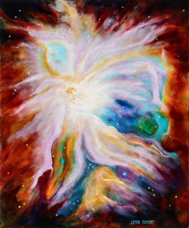 Jo-an Smith Orion Nebula