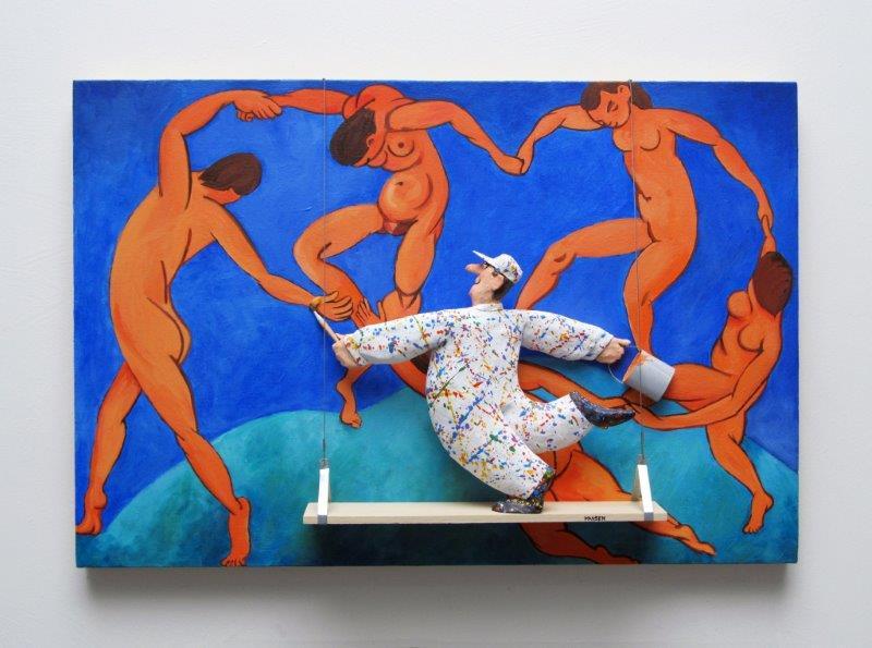 The Dance -Stephen Hansen