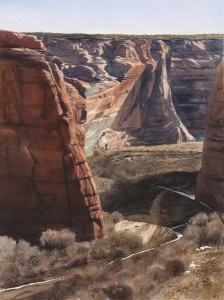 "Robert Highsmith ""canyon shadow"""