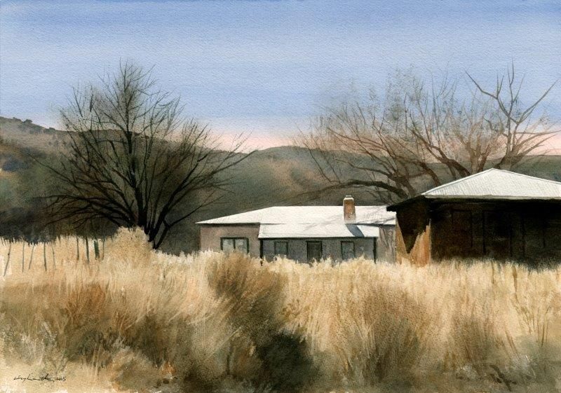 Tall Grasses, New Mexico Robert Highsmith